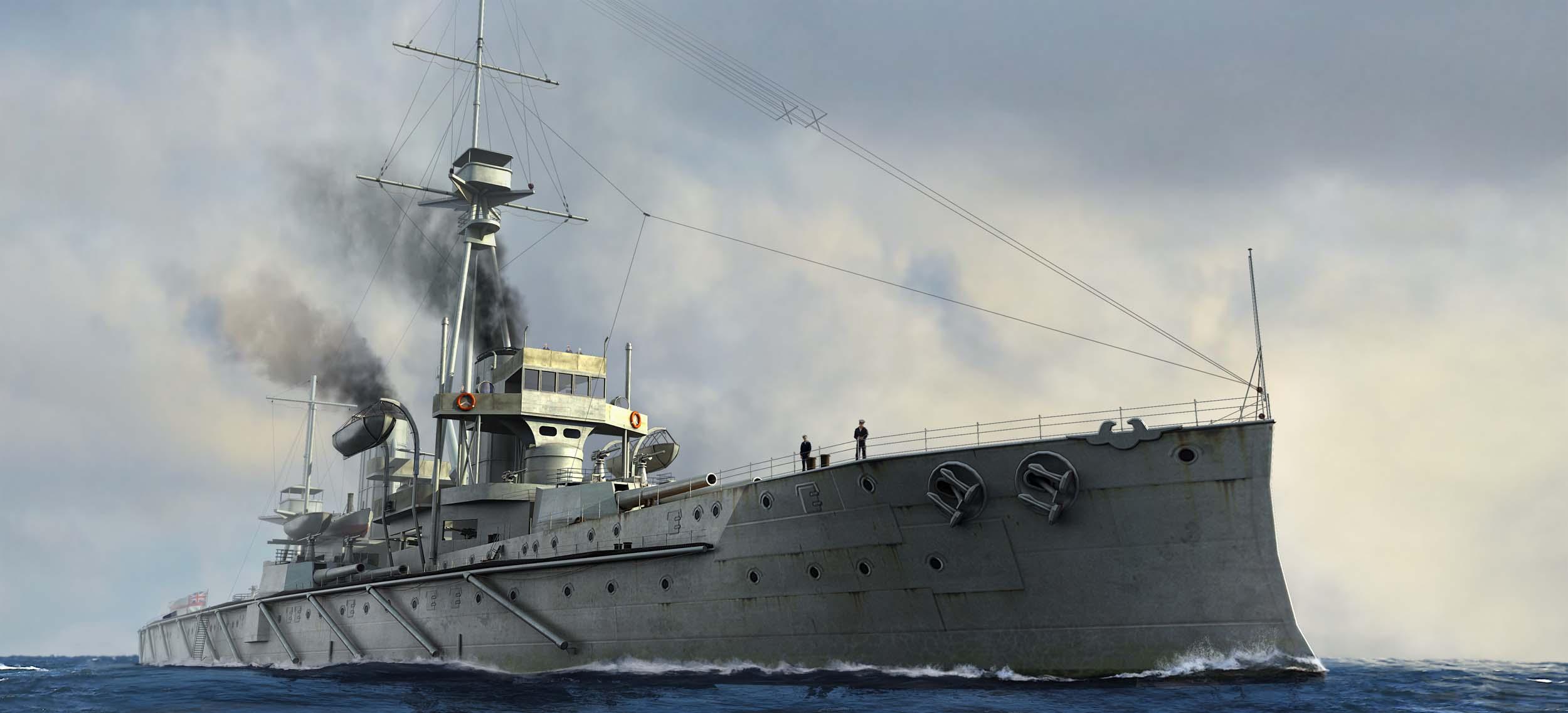 ドレッドノート (戦艦)の画像 p1_39